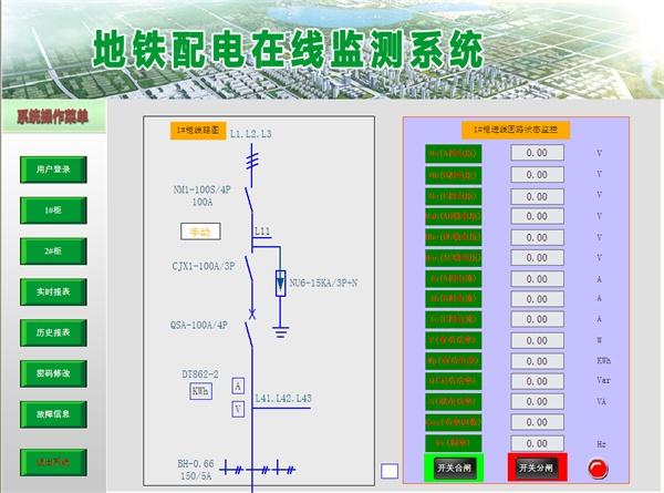 智能变电站scada技术方案