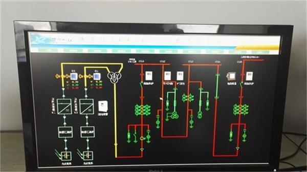 变电站监控画面1